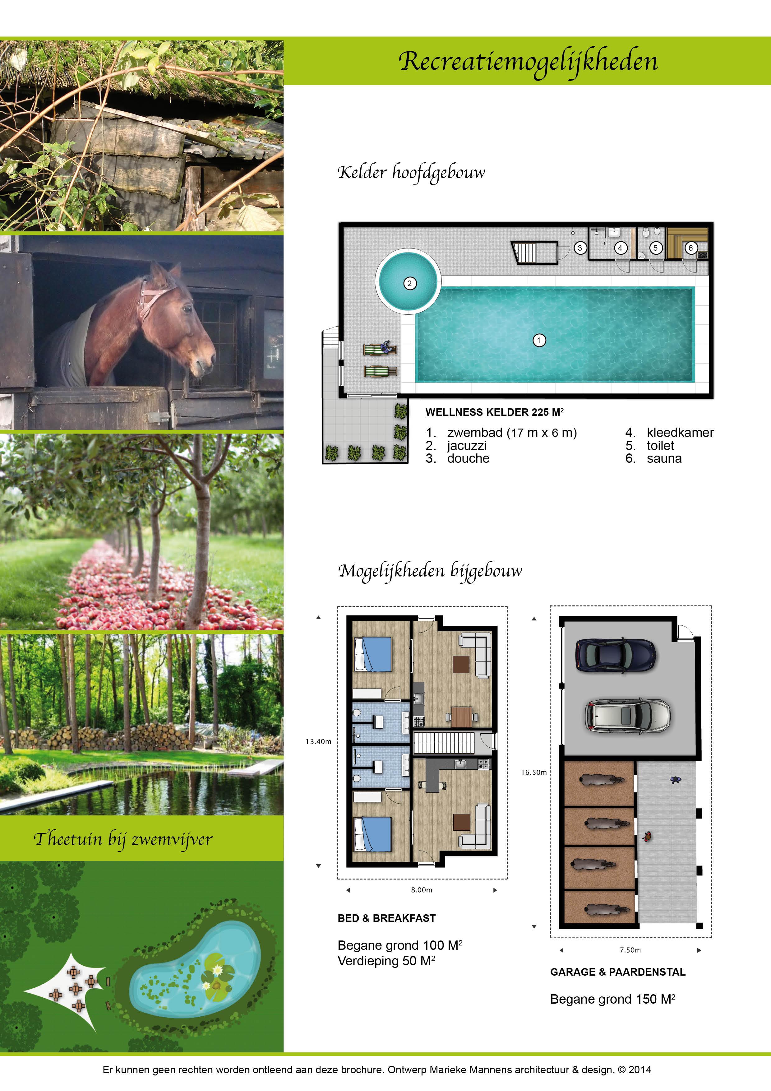 Brochure boerderij op maat udenhout for Interieur udenhout