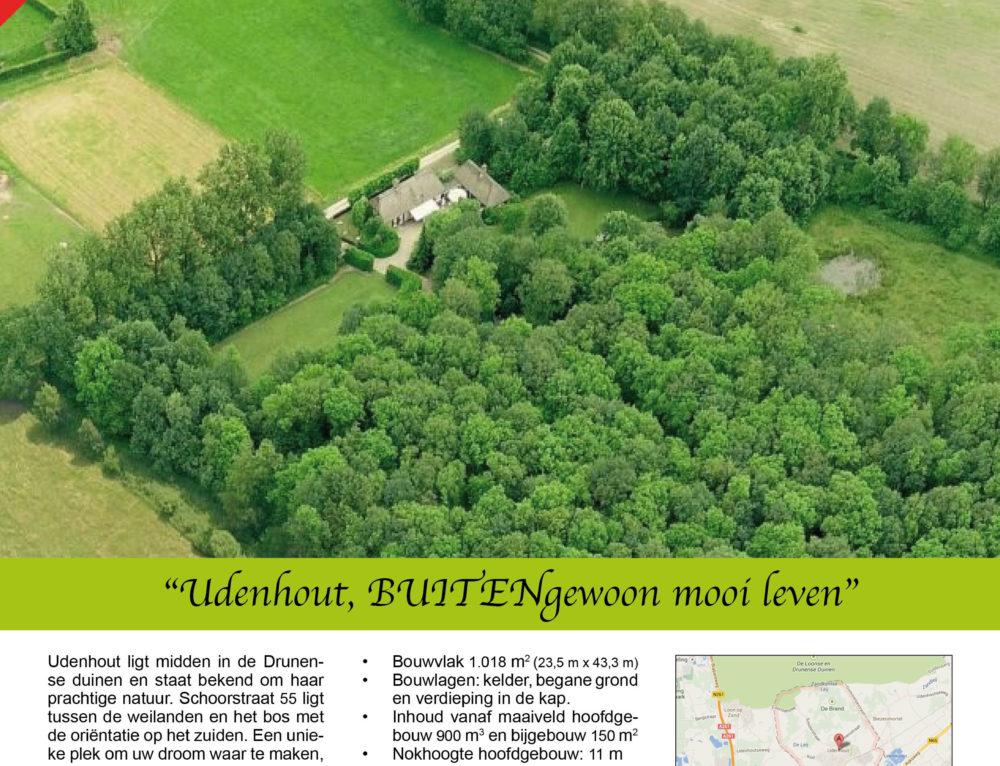 Brochure Boerderij op maat Udenhout