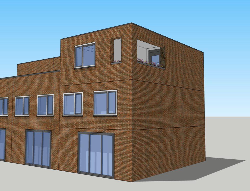 Verbouwing K515 Den Haag